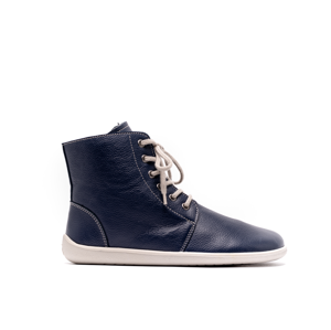 Barefoot kotníkové boty Be Lenka Nord – Navy 42