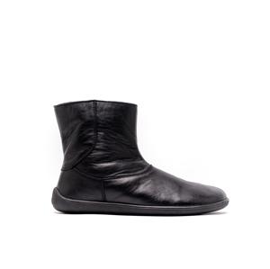 Barefoot kotníkové boty Be Lenka Polar – Black 41