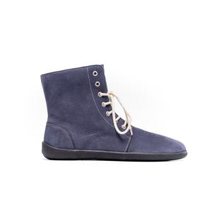 Barefoot kotníkové boty Be Lenka Winter – Marine 45
