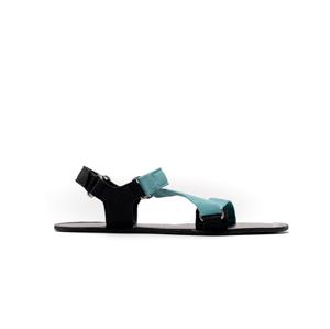 Barefoot sandály Be Lenka Flexi - Tyrkys 37
