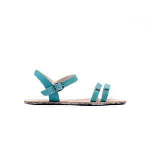 Barefoot sandály Be Lenka Summer - Tyrkys 36