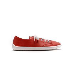 Barefoot tenisky Be Lenka Prime - Red 36