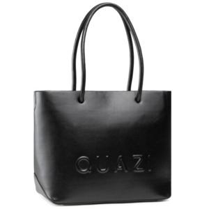 Dámské kabelky Quazi RX90009 Ekologická kůže