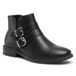 Kotníkové boty Clara Barson WS2796-10 Ekologická kůže /-Ekologická kůže