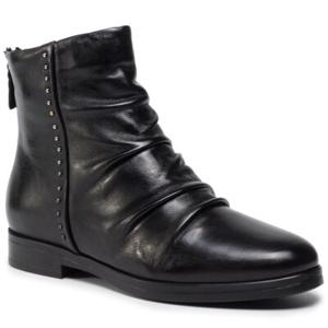 Kotníkové boty Gino Rossi DB594N-TWO-BG00-9900-F Přírodní kůže (useň) - Lícová