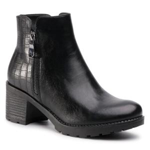 Kotníkové boty Jenny Fairy WS2265-03 Ekologická kůže /-Ekologická kůže