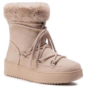 Kotníkové boty Jenny Fairy WS290101-01 Látka/-Látka