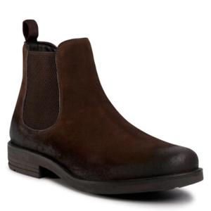 Kotníkové boty Lasocki for men MI08-C608-586-16 Přírodní kůže (useň) - Semiš