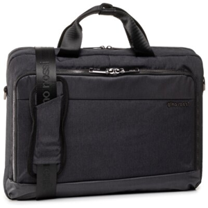 Pánské tašky Gino Rossi BGM-S-077-11-04 Textilní materiál