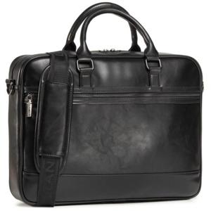 Pánské tašky Lanetti BMM-U-024-10-05 Ekologická kůže