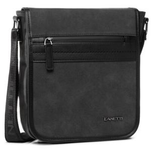 Pánské tašky Lanetti BMR-U-005-10-04 Ekologická kůže