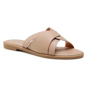 Pantofle Bassano WFA1227-1 Ekologická kůže /-Ekologická kůže