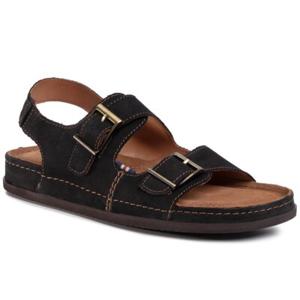 Sandály GO SOFT B-GRANADA-03 Přírodní kůže (useň) - Semiš