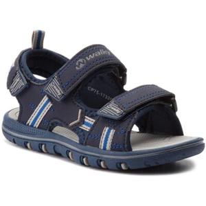 Sandály Walky CP75-17320 Ekologická kůže /-Ekologická kůže