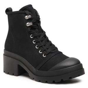 Šněrovací obuv DeeZee WS5512-02 Látka/-Látka