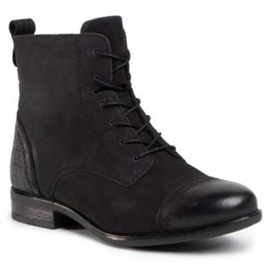 Šněrovací obuv Lasocki WI16-ENNA-01 Přírodní kůže (useň) - Nubuk