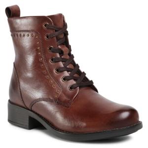 Šněrovací obuv Lasocki WI23-BEECH-03 Přírodní kůže (useň) - Lícová