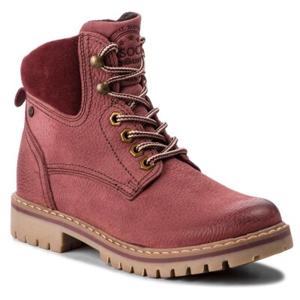 Šněrovací obuv Lasocki Young CI12-ASTERIX-12F Přírodní kůže (useň) - Semiš