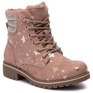 Šněrovací obuv Nelli Blu Tex CS722-56T Ekologická kůže /-Ekologická kůže