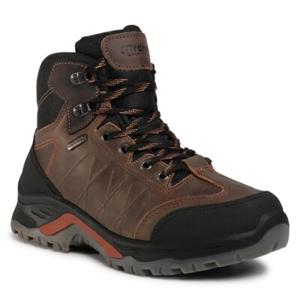 Šněrovací obuv Sprandi Outdoor Performance SO92524S Přírodní kůže (useň) - Nubuk