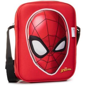 Tašky pro mládež Spiderman ACCCS-AW19-28SPRMV Textilní materiál